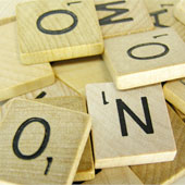 Scrabble Tiles for Pendants