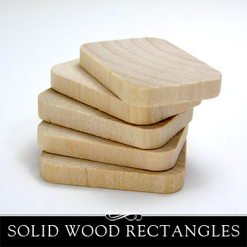 Wood Rectangles