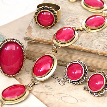 How to make faux gemstone jewelry